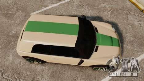 GTA V Weeny Issi v2.0 para GTA 4 vista direita
