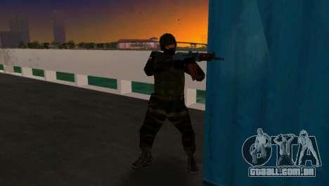 Lutador Alfa Antiterror para GTA Vice City