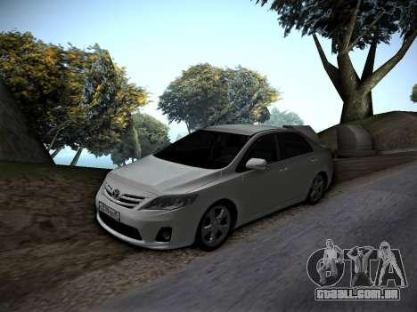 ENBSeries by Pablo Rosetti para GTA San Andreas quinto tela