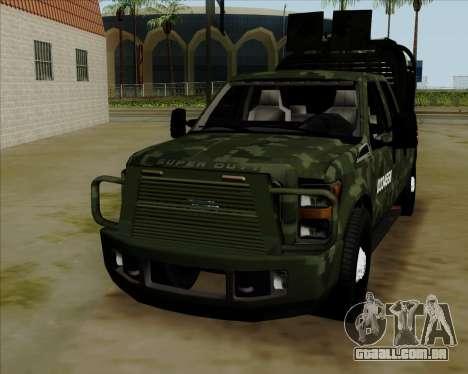 Ford F350 para GTA San Andreas