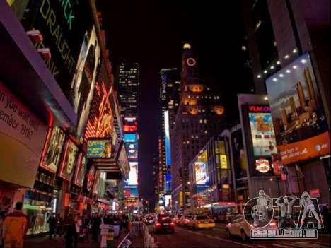 As telas de carregamento, de Nova York para GTA 4 sétima tela