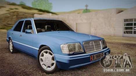 Mercedes-Benz E320 W124 para GTA San Andreas
