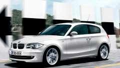 Arranque telas BMW 116i
