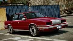 Chrysler New Yorker 1988