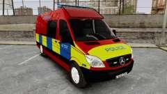 Mercedes-Benz Sprinter 313 CDI Police [ELS]