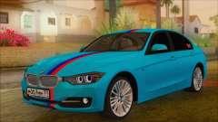 BMW 328d 2014 para GTA San Andreas