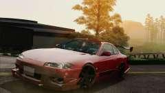 Nissan Silvia S15 GT Uras para GTA San Andreas
