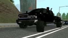 GMC Topkick para GTA San Andreas