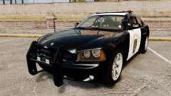 Dodge Charger 2010 LCHP [ELS] para GTA 4