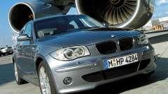 Arranque telas BMW 120i