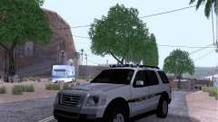 Ford Explorer Sheriff 2010 para GTA San Andreas