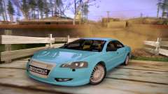 Volga Siber 2.5 AT Restyling para GTA San Andreas