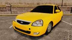 VAZ-Lada 2170 Priora para GTA 4