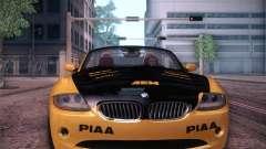 BMW Z4 V10 Stanced