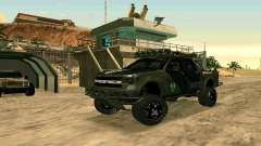 Ford F150 Raptor Unique Edition para GTA San Andreas