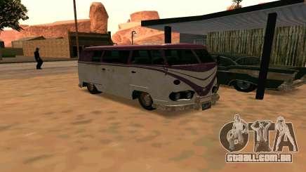 GTA V Surfer Rusty para GTA San Andreas