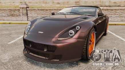 GTA V Dewbauchee Rapid GT para GTA 4