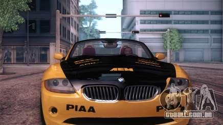 BMW Z4 V10 Stanced para GTA San Andreas