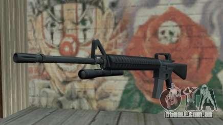 M16 de L4D para GTA San Andreas