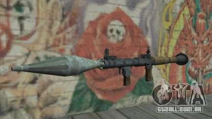 RPG para GTA San Andreas