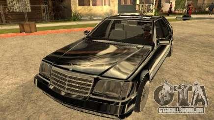 Mercedes-Benz 600SEL para GTA San Andreas