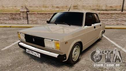 Vaz-2105 para GTA 4