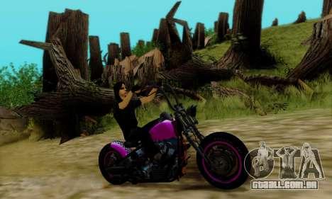 Glenn Danzig Skin para GTA San Andreas oitavo tela