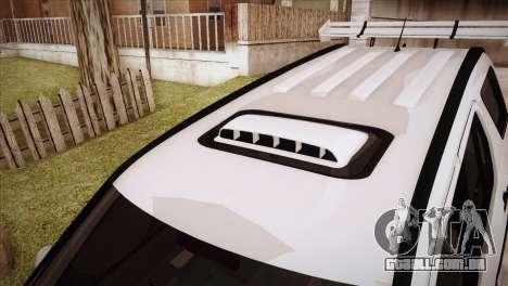 Honda CR-V Hellaflush para GTA San Andreas vista direita