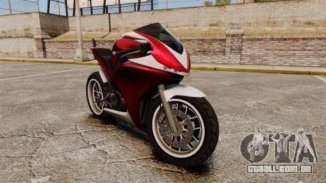 GTA IV TBoGT Dinka Double T para GTA 4