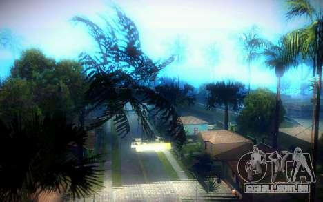 New Grove Street para GTA San Andreas segunda tela