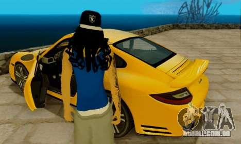 Ophelia v2 para GTA San Andreas sétima tela