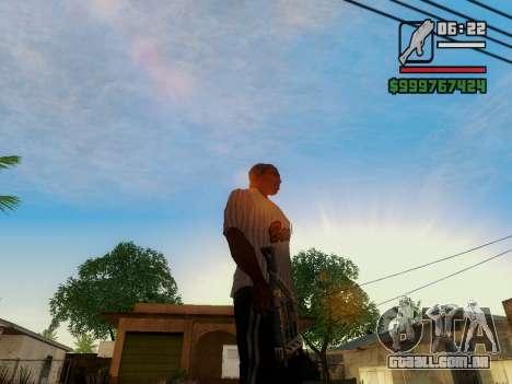 Defender v.2 para GTA San Andreas segunda tela
