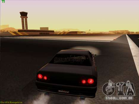 Vinis para Elegia para as rodas de GTA San Andreas