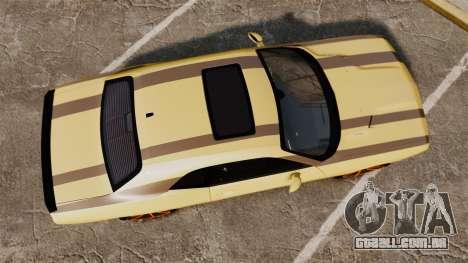Dodge Challenger SRT8 2009 [EPM] APB Reloaded para GTA 4 vista direita