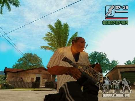 Defender v.2 para GTA San Andreas terceira tela