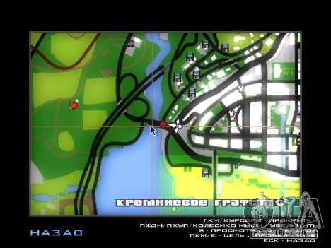 Customs Dos Santos, San Fierro para GTA San Andreas oitavo tela