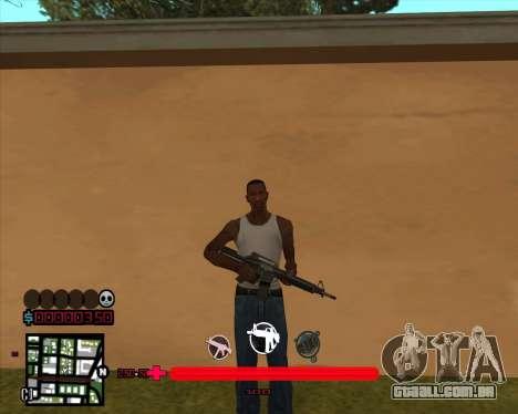 C-iria Mario_Nostra para GTA San Andreas