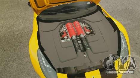 Ferrari F12 Berlinetta 2013 [EPM] Black bars para GTA 4 vista interior