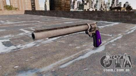 Revólver-Joker- para GTA 4 terceira tela