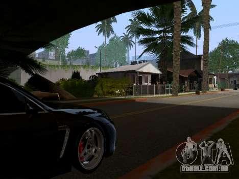 New Grove Street v3.0 para GTA San Andreas oitavo tela