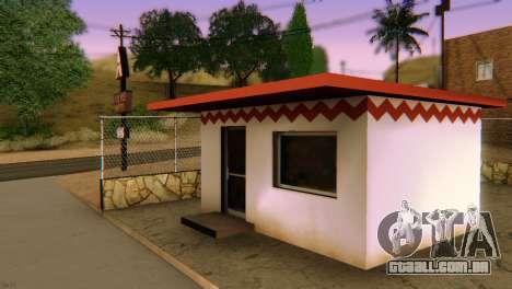 SA_extend. v1.1 para GTA San Andreas sexta tela