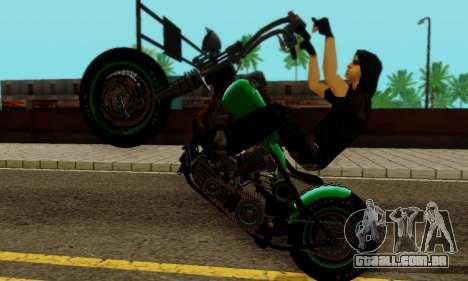 Glenn Danzig Skin para GTA San Andreas segunda tela