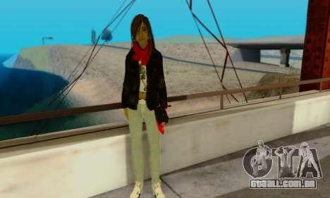 Kim Kameron para GTA San Andreas