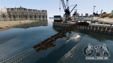Sofisticado pista para GTA 4 terceira tela