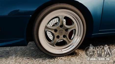 Porsche Carrera RS 1995 para GTA 4 vista de volta