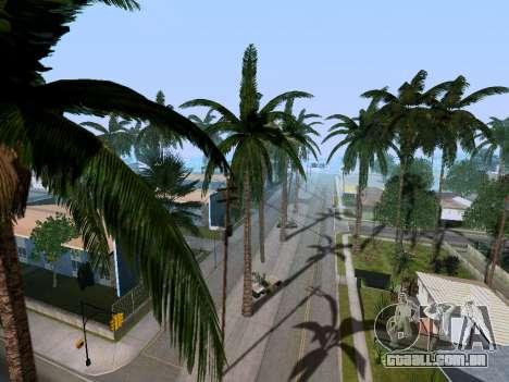 New Grove Street v3.0 para GTA San Andreas terceira tela