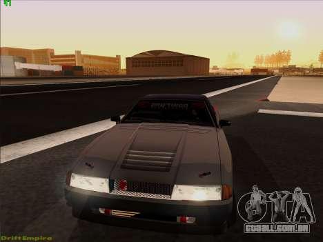 Vinis para Elegia para GTA San Andreas interior