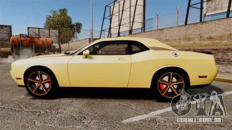 Dodge Challenger SRT8 2009 [EPM] APB Reloaded para GTA 4 esquerda vista