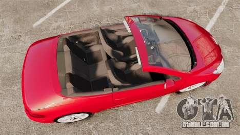 Peugeot 308 CC para GTA 4 vista direita