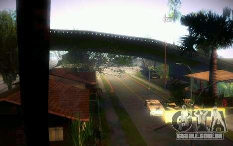 New Grove Street para GTA San Andreas terceira tela